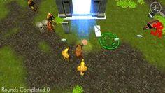 Tìm kho báu trong game offline Android: EpicQuest offline rpg 1