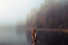 Autumn Solitude by Lizzy Gadd