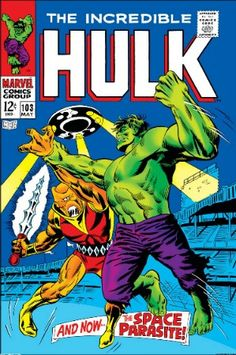 Silver Age Stories: The Incredible Hulk #103