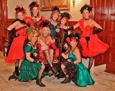 Party ideas! Having a western theme event? Add saloon girls to enhance the western vibe! https://plus.google.com/b/117807426055436948177/117807426055436948177/posts