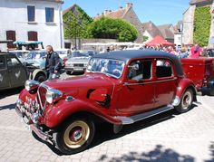 Citroën Traction Avant 11(?)
