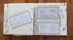 Many families document their family food history through passing along recipe cards and cookbooks among the family. What are some heritage recipes you've collected? Learn more about how you can make these recipes a regular tradition in your home!