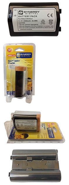 Batteries and Power Accessories: Sdenel4 Li-Ion Battery - Rechargeable Ultra High Capacity (11.1V 2200 Mah) -> BUY IT NOW ONLY: $49.95 on eBay!