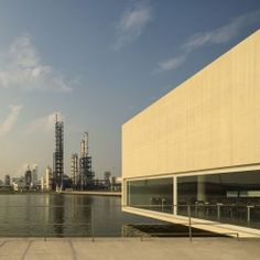 Álvaro Siza : THE BUILDING ON THE WATER SHIHLIEN CHEMICAL