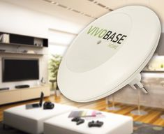 The VIVOBASE HOME is a device for reducing electrosmog and electromagnetic radiation.
