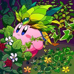 Leaf Kirby ^-^