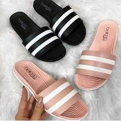 Ladies sport footwear, for pursuits like hiking, kayaking, and other adventuresports. Fashion Slippers, Fashion Shoes, Cute Slippers, Melissa Shoes, Sport Sandals, Dream Shoes, Custom Shoes, Types Of Shoes, Me Too Shoes