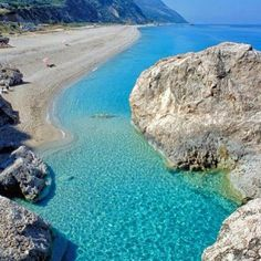 Amazing! Kathisma Beach - Greece!