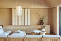 Home Interior Apartment Explore Amanemu - Explore our Luxury Hotels - Aman.Home Interior Apartment Explore Amanemu - Explore our Luxury Hotels - Aman Modern Japanese Interior, Modern Interior, Interior Architecture, Interior And Exterior, Mid-century Modern, Modern Design, Interior Design, Japanese Modern, Traditional Japanese