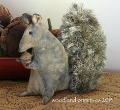 cutie......from Woodland Primitives