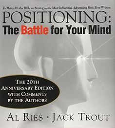 I first read Positioning when it came out in 1987. I consider it key to my online business success.  This book deals with the problems of communicating to a skeptical, media-blitzed public.