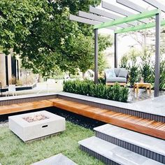 New backyard bbq grill design entertaining ideas Backyard Pool Landscaping, Backyard Plants, Ponds Backyard, Pergola Patio, Pergola Ideas, Backyard Ideas, Landscaping Melbourne, Corner Pergola, Cheap Pergola