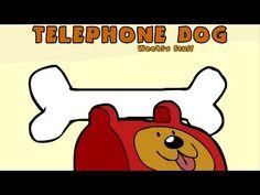 telephone dog