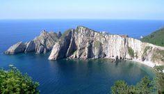 Playa del Silencio - Cudillero, Asturias