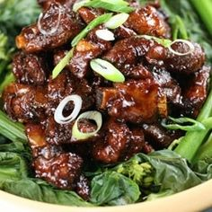 Sticky, delicious braised spare ribs