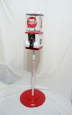 Vintage Northwestern Coca Cola+ stand