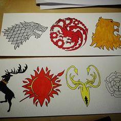 Mis #funkos de juego de tronos van a tener un escenario muy bonico... Instagram, Home Decor, Art, Game Of Thrones, Games, Art Background, Decoration Home, Room Decor, Kunst