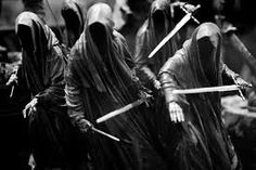 Image result for the nine nazgul