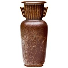 Rare Gunnar Nylund for Rörstrand Deco Vase   From a unique collection of antique and modern vases and vessels at https://www.1stdibs.com/furniture/decorative-objects/vases-vessels/