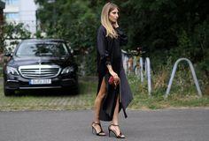Cathy Hummels #CathyHummels #style #streetstyle #fashion #streetfashion #street #fashionweek #berlin #mbfw #mbfwb #moda #mode