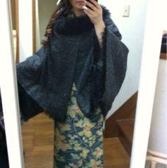 簡単、着物コートの作り方 | かなんの、お気楽道楽生活☆.。.:*・゜ - 楽天ブログ Fur Coat, Kimono Top, Asian, Tops, Sewing Ideas, Women, Fur Coats, Fur Collar Coat, Woman