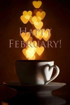 Coffee love ❥Happy Valentines to my love. My coffee!