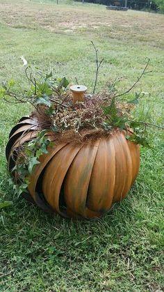 Pumpkin wind turbine