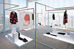 The Dior flagship store on prestigious Omotesando Dori is architectural perfection.