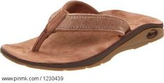 Chaco Leather Flippa Ecotread Sandal