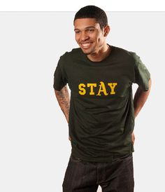 stay oakland a's! {need this shirt}
