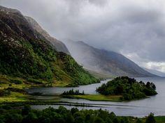 Loch Shiel, Lochaber, Scotland