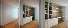 Hideaway home office - Couture Furniture, London