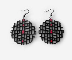 Earrings contemporary jewelry design FREE Shipping by DecoUno
