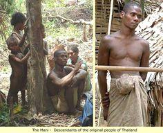 The original Black civilizations of Thailand: Funan, Ban Chiang, and the Mon