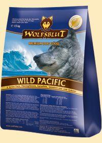 Wolfsblut Wild Pacific mit leckerem Seefisch wird ganz ohne Getreide hergestellt. #wolfsbluthundefutter #hundefutter #wolfsblut #healthfood24