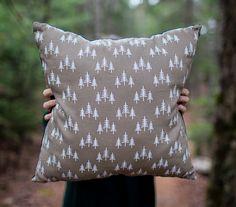 Treeline Pillow