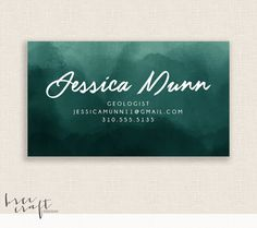 Formal Business Card Template Card Templates Business Cards And - Single business card template