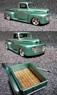 50 Ford PU