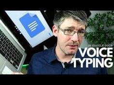 How to use Voice Typing in Google Docs - All you need to know | Tips and Tricks Episode 22 - YouTube Voice Type, The Voice, What To Sell, How To Make Money, Cool Technology, Assistive Technology, Google Docs, Being Used, Need To Know