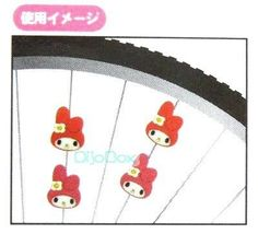 Sanrio My Melody spoke clips (where can I find these?)