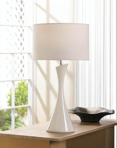 27b3839b4ba3 10 Best Lamps images | Buffet lamps, Fabric shades, Table lamp shades