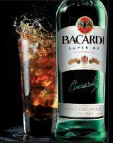 Bacardi and Diet. My summer drink.