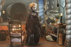 """Emma Caulfield as the Blind Witch on """"Once Upon a Time"""""""
