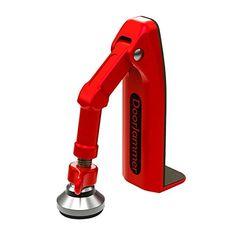 DoorJammer Portable Door Lock Brace for Home Security and...