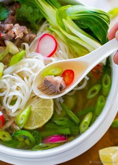 Clean and Nutrition Rich Pho Broth
