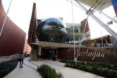 #Expo2015 - Arzebaijan Pavilion