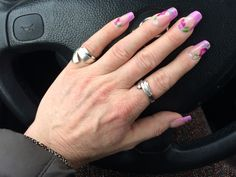 https://flic.kr/p/Sy2h4k   Glamour Nails   My great nails, I loved them so much.  Meine tollen Gelnägel. Ich liebte sie wirklich. 💅