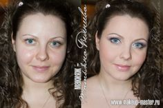 Cool Summer.  I always love the magic of make up ;)