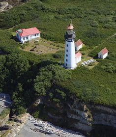 14 Best Lighthouses Of Alaska Images In 2012 Light House