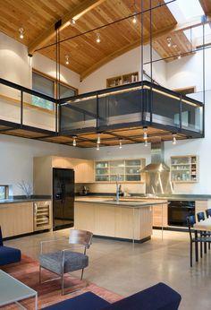 Interior .. Modern kitchen idea